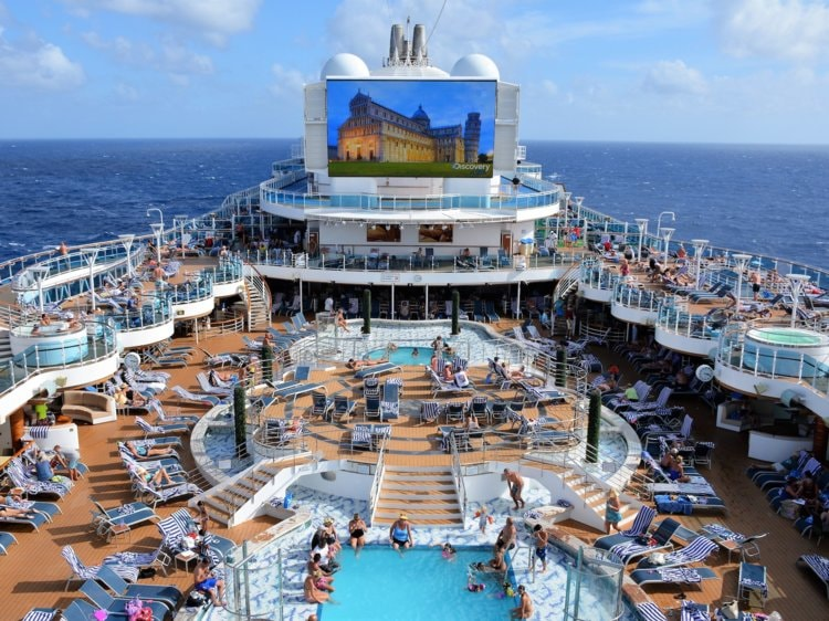 This Guy Just Got A Lifetime Ban From Royal Caribbean Cruises