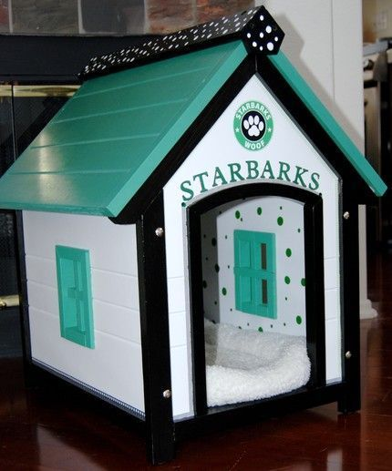 15 Awesome Dog Houses That Might Be Nicer Than Your House