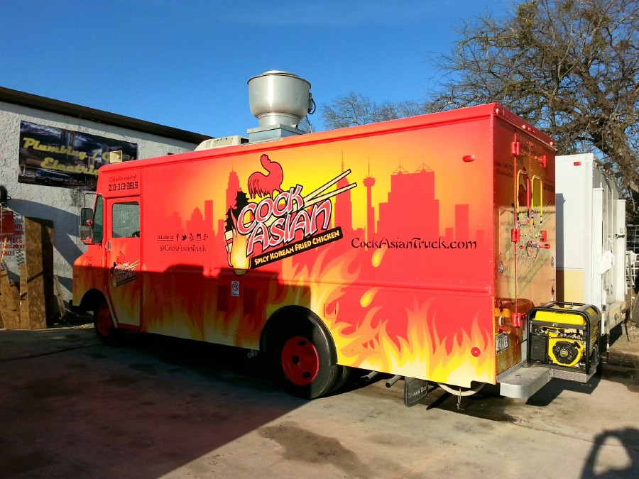 Bob And Timmy S Food Truck