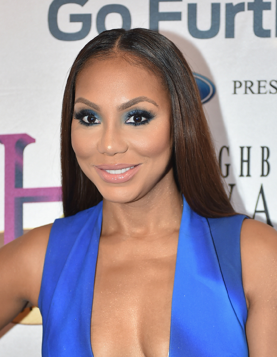 This woman 39 s tattoo tells the world her skin condition won for Tamar braxton tattoo