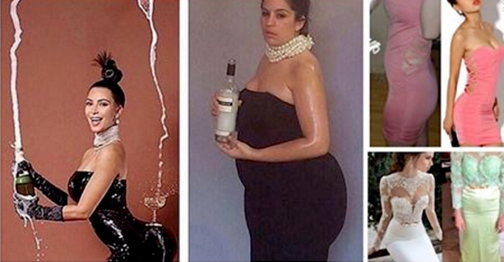 Buying Dresses Online Advertising Vs Reality Dressed Out Memes