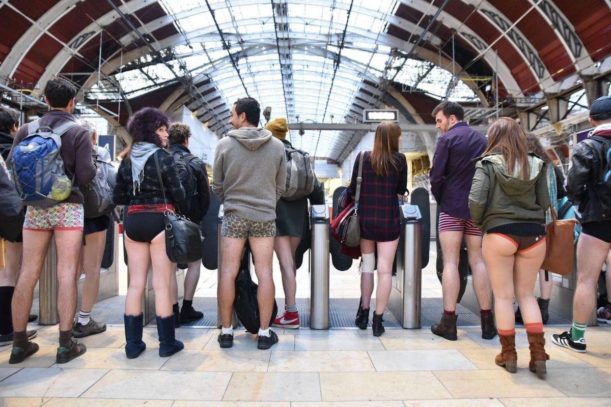 No Pants Subway Ride 2019 | Eventcombo
