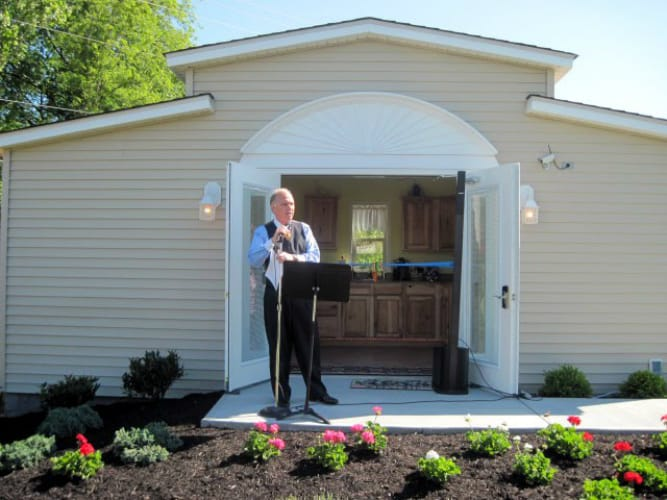 The 39 granny pod 39 is changing the way we care for the for Med cottage