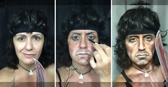 This Talented Makeup Artist Can Transform Herself Into Any Celebrity