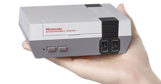 Yes That's A Tiny Nintendo, And Here's How You Can Own It For Cheap