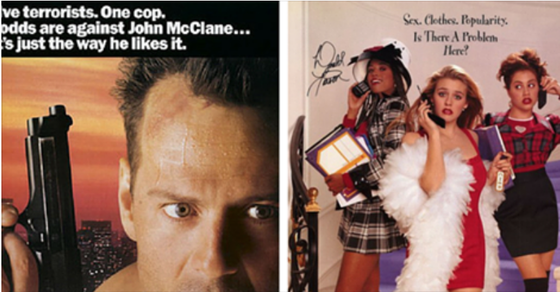 Movies You Had No Idea Were Actually Based On Books - 'Die Hard'