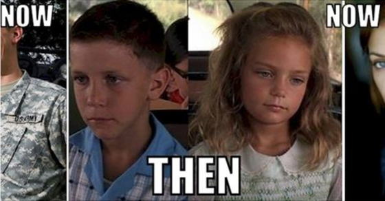 Here's What The Kids From 'Forrest Gump' Are Doing Now. Wow! - Remember Young Forrest and Jenny?