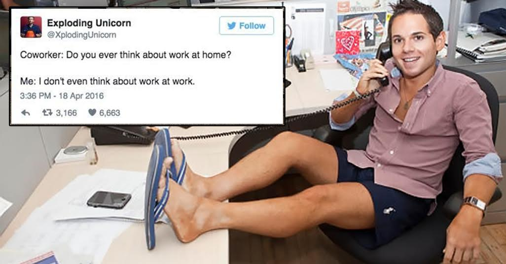 These Tweets About Working 9 To 5 Are So Relatable It Hurts
