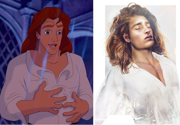 Disney Princess Drawings Realistic
