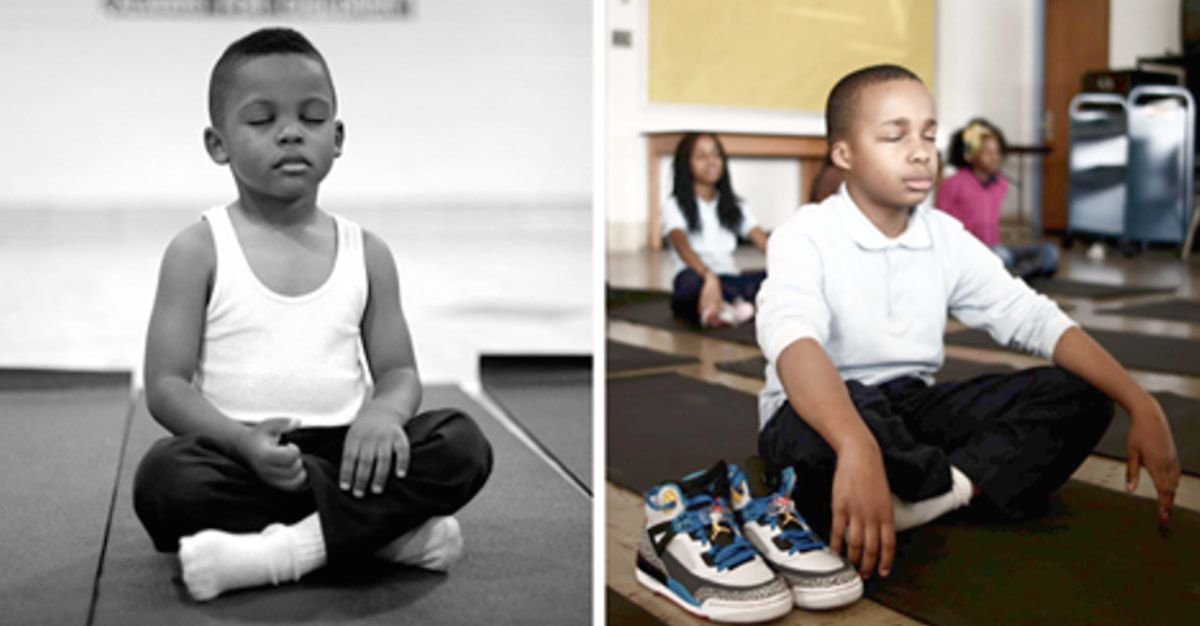 This School Replaced Detention With Meditation And The Results Are Incredible - A Unique Approach To Discipline