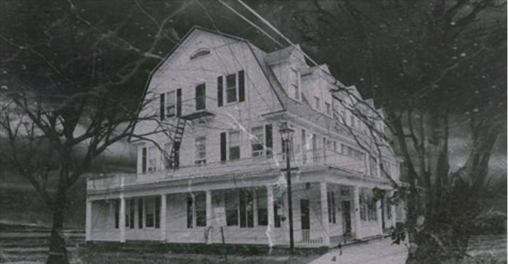 This Hotel Is SO Haunted, You Have To Sign A Waiver To Even Stay There - A Fixer Upper