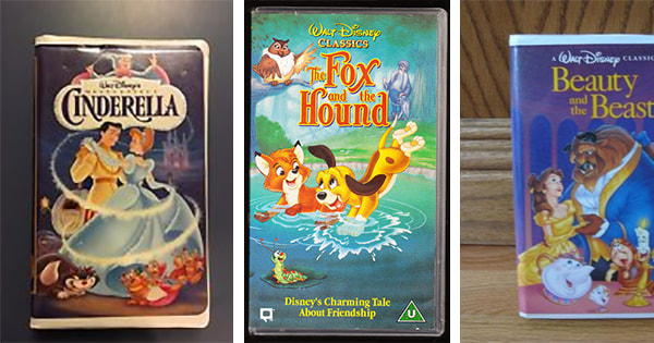 If You Have Any Of These 10 VHS Tapes, You Could Be Sitting On A Lot Of Cash