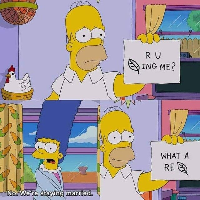 Memes? The Simpsons Did It