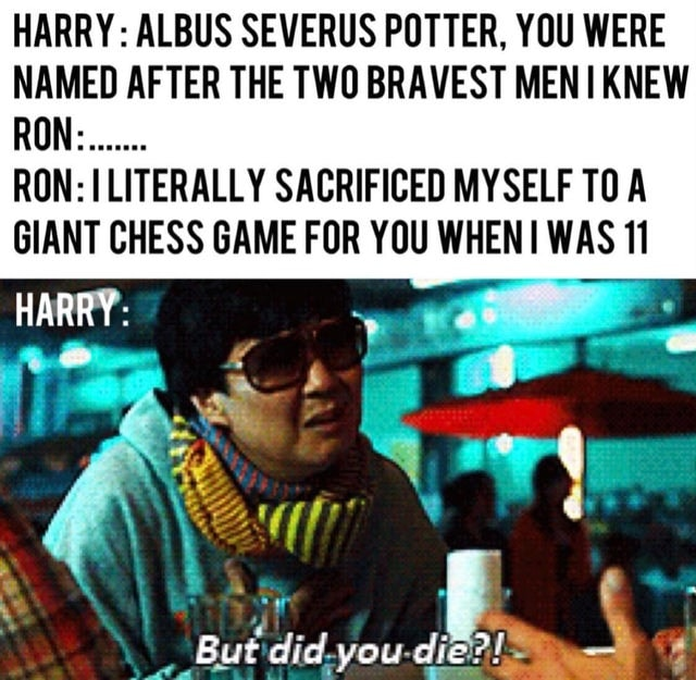 A Wizarding Collection Of Harry Potter Memes - No Respect | Memes