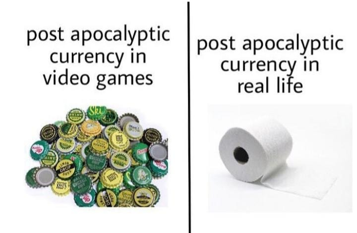 Toilet Paper Memes More Absurd Than The Shortage Of Toilet Paper Toilet Paper Panic Buying Memes