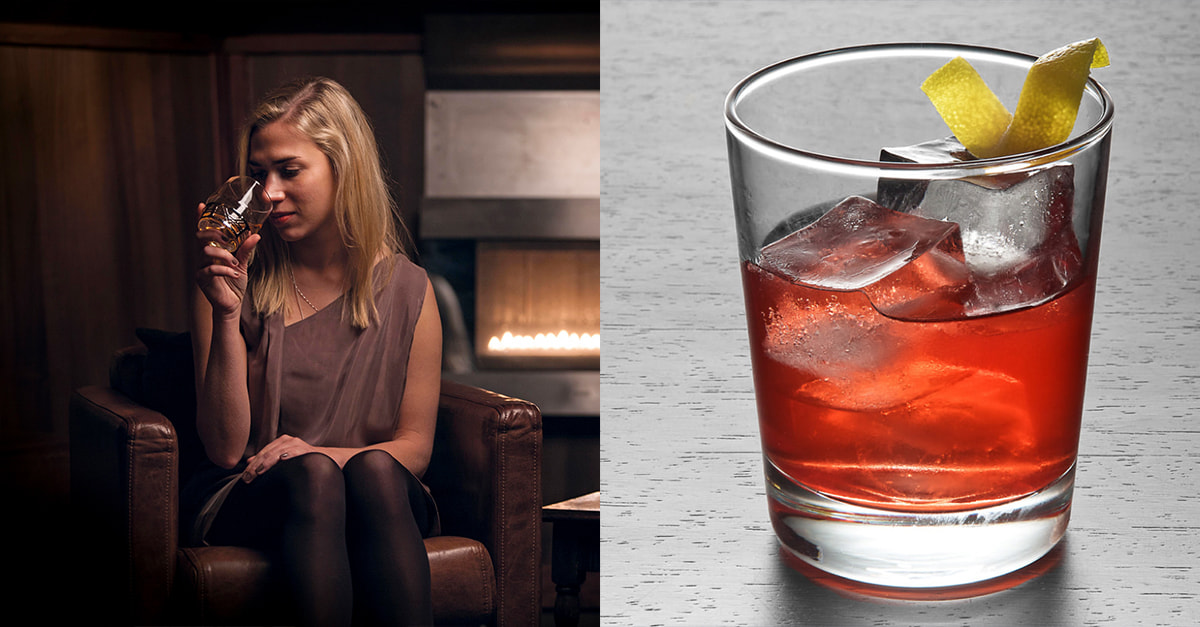 Here's How To Drink Whiskey Like An Absolute Boss