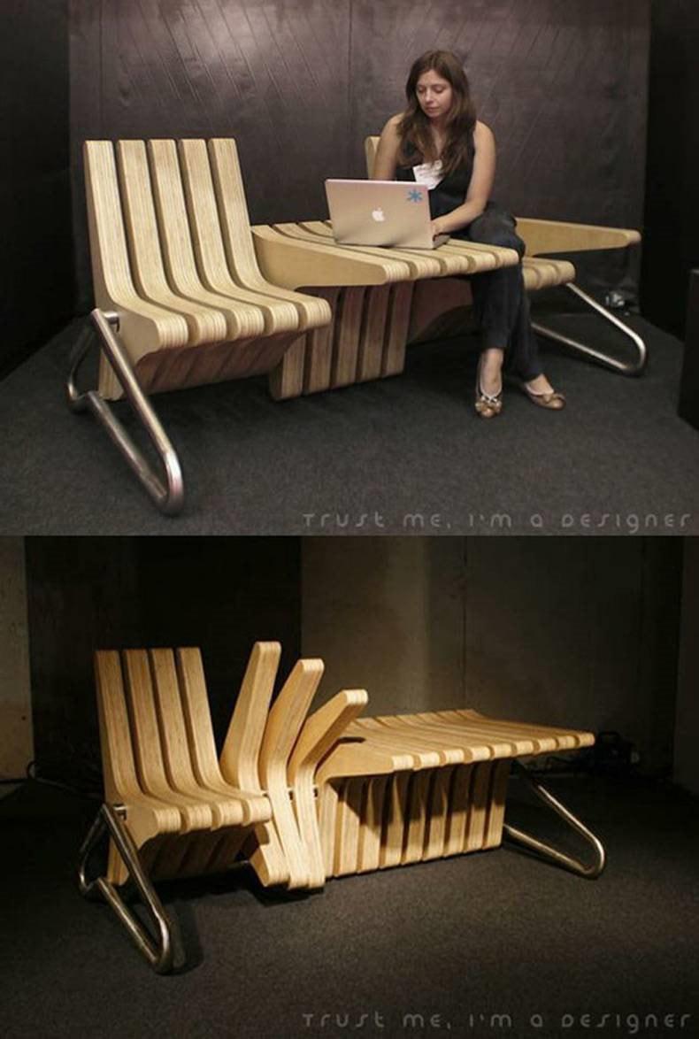 Прикольный мебель своими руками