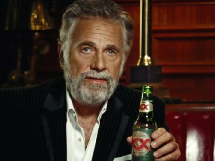 3735b7fe54 The Most Interesting Man In The World Has A New Best Friend And The ...