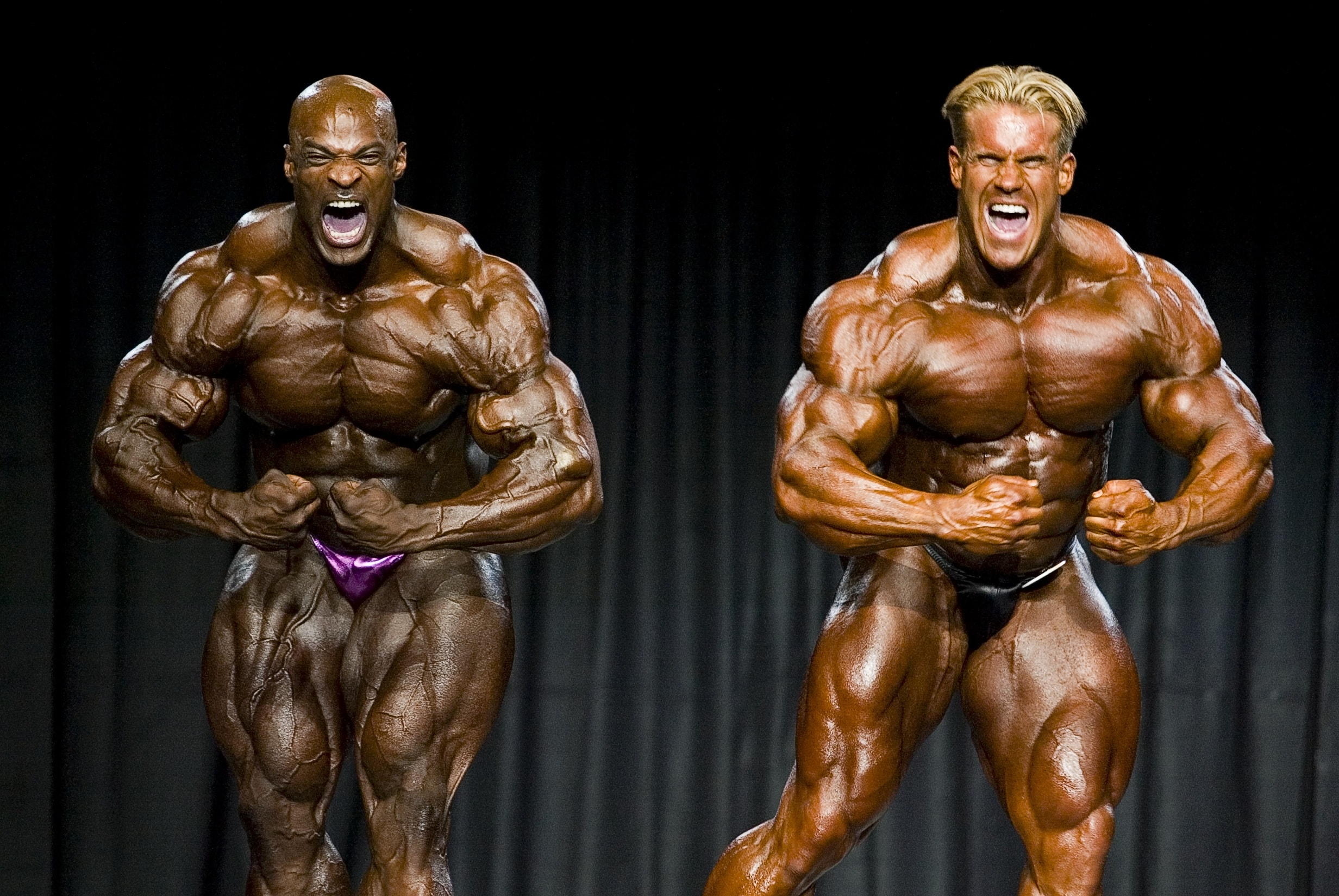 Here's What The First 5 Mr  Olympia Winners Look Like Now