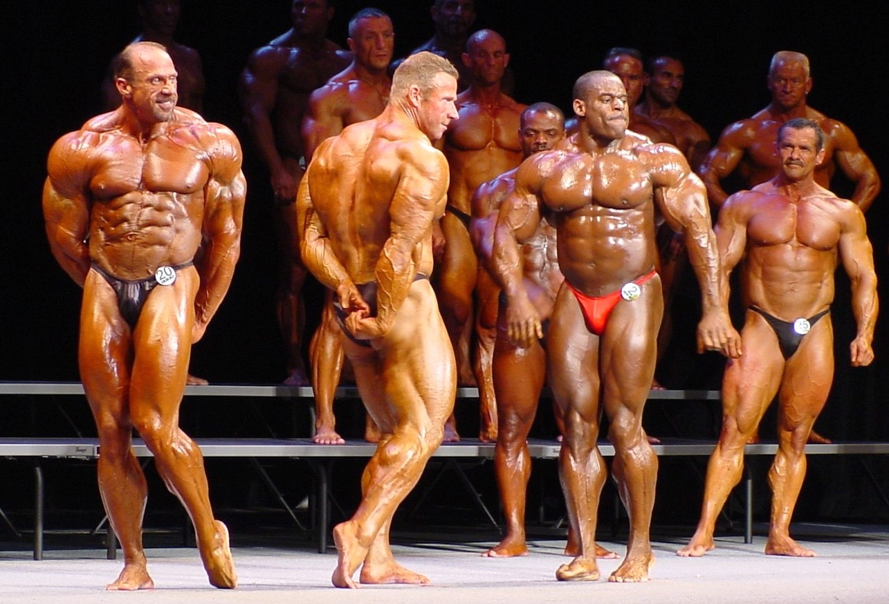 This Is What The First 5 Mr  Olympia Winners Look Like Now