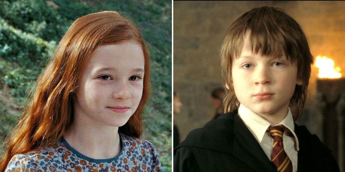 Here's What Harry Potter's Parents Look Like Today - Harry ... Young James Potter Played By